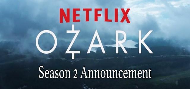 Al doilea sezon Ozark va avea lansarea pe 31 august