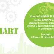 BeSMART – concurs de idei și soluții pentru Smart City