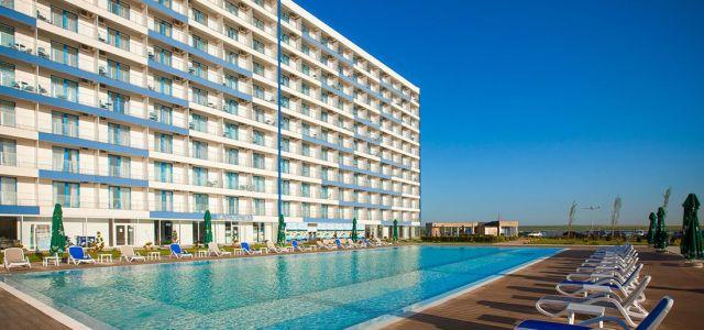Apartamente, în rate lunare, începând de la 39 de euro în cel mai mare resort de pe litoralul românesc