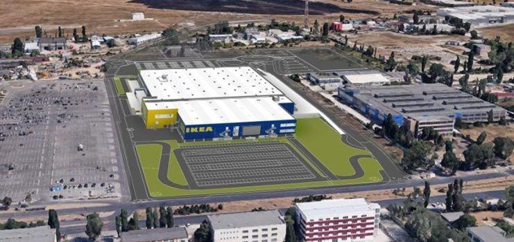 IKEA vrea să angajeze 350 de oameni în magazinul Pallady!