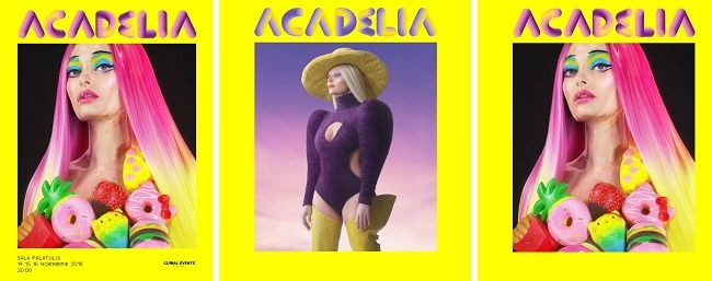 ACADELIA – un show cu meniu curajos la Sala Palatului