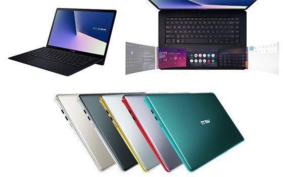 ASUS a lansat în România noile laptopuri ZenBook și VivoBook