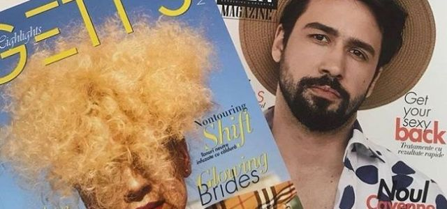 GETT'S HIGHLIGHTS Magazine lansează în premieră GETT'S Men Magazine