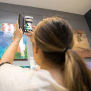 Haptic Perception, expoziția în care culorile nu doar s-au văzut ci s-au și simțit, a ajuns la final