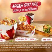 KFC România a introdus în meniu produse în ediţie limitată!