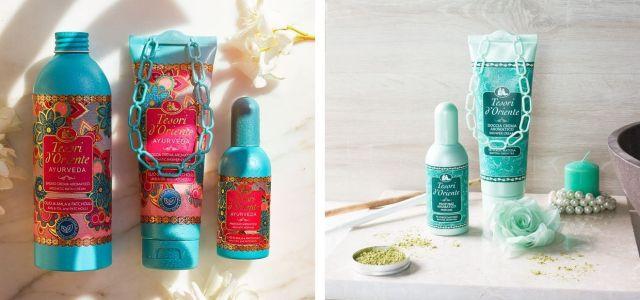 Tesori d'Oriente aduce aromele orientale la tine acasă, cu gamele Ayurveda și Ceai Verde Matcha