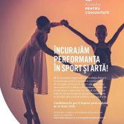 MOL România și Fundația Pentru Comunitate acordă finanțare pentru tineri sportivi și artiști