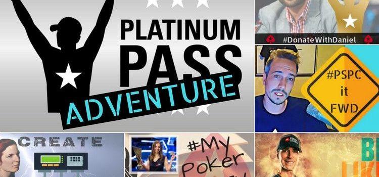 Fii creativ alături de ambasadorii PokerStars şi câştigă un loc la masa de joc