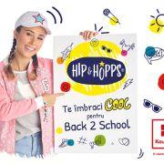 Kaufland România lansează noua marcă proprie de haine pentru școlari, Hip&Hopps