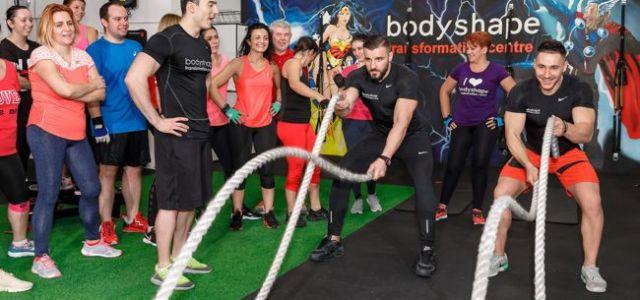 Bodyshape a lansat programul de definire musculară în doar 8 săptămâni