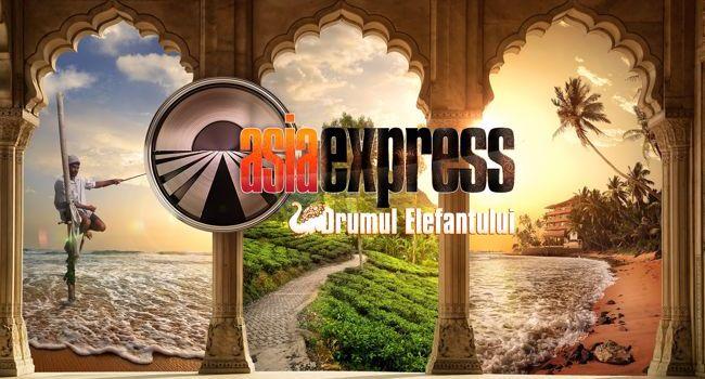 9 perechi de vedete vor pleca în Sri Lanka și India, în noul sezon Asia Express