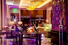 Cafe Athenee evenings