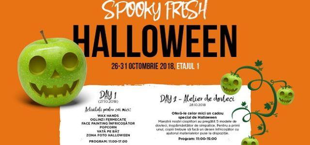 6 zile de poveste la Târgul Spooky Fresh Halloween în Promenada