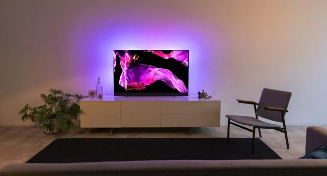 Philips TV lansează Philips OLED+ 903