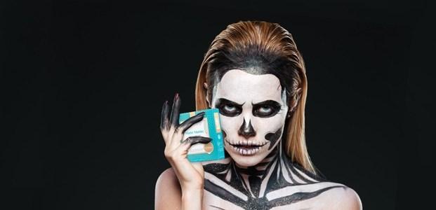 Cum iti pregatesti tenul pentru un machiaj infricosator de Halloween
