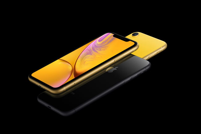 iSTYLE_iPhoneXR_Yellow