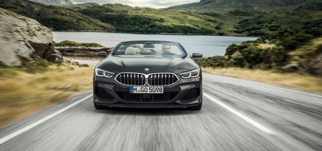 Cum arată noul BMW Seria 8 Cabriolet – GALERIE FOTO