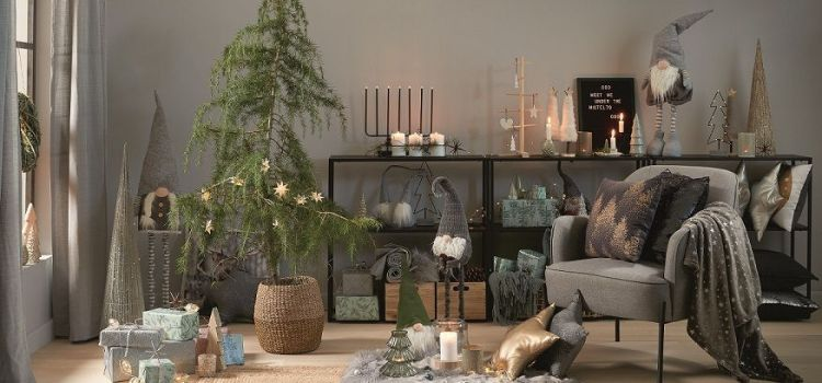 JYSK a lansat colecția de decorațiuni și accesorii de Crăciun