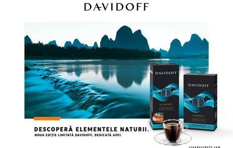 Davidoff Café Elements, o noua ediție limitată … dedicată apei!