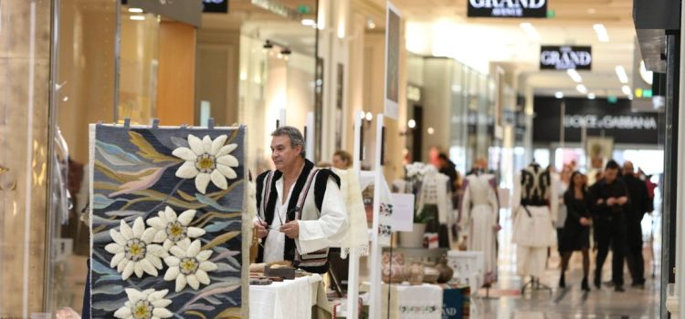 The Grand Heritage – Primii 100 de ani – expoziție aniversară dedicată artei și a tradițiilor populare