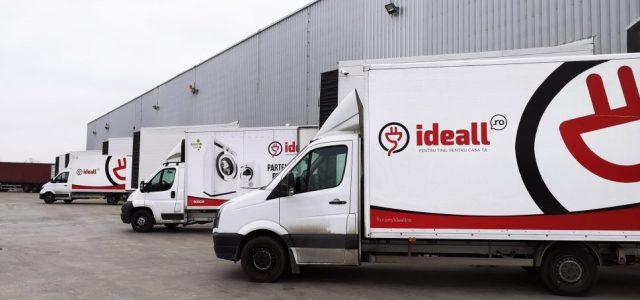 Ideall.ro anticipează vânzări de cinci milioane de euro de Black Friday
