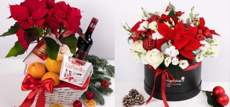 Florăriile Magnolia: Românii alocă între 300 și 350 de lei pentru cadourile de sărbători