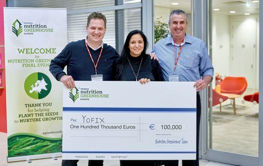 Start-up-ul israelian Yofix a obținut grantul de 100.000 euro oferit de PepsiCo