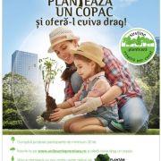 """Unilever lansează campania """"Plantează un copac și oferă-l cuiva drag!"""""""