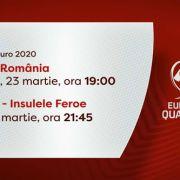 Încep calificările pentru EURO 2020: Suedia – România se vede la PRO TV!