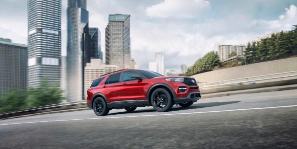 Auto Trends: Ford dezvăluie noul SUV Explorer Plug-In Hybrid