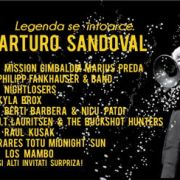 Arturo Sandoval vine la cel mai mare Festival de Blues din Romania