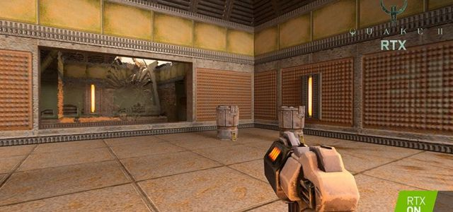 NVIDIA reface 'Quake II' cu grafică spectaculoasă ray-traced