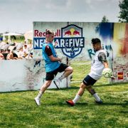 ABC UTD va reprezenta România în Finala Mondială Red Bull Neymar Jr's Five din Brazilia