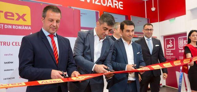 ALTEX România deschide magazinul 101 al rețelei