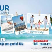 Lidl Tour aniversează 3 ani de la lansarea în România: 1100 de pachete turistice, în 97 de țări!