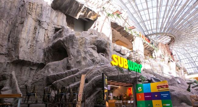 Subway deschide primul restaurant Fresh Forward Décor din București