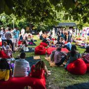 Vara se intampina la Sun's Day Fest !