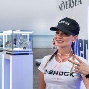 Casio G-SHOCK, official timekeeper la Neversea si Untold 2019