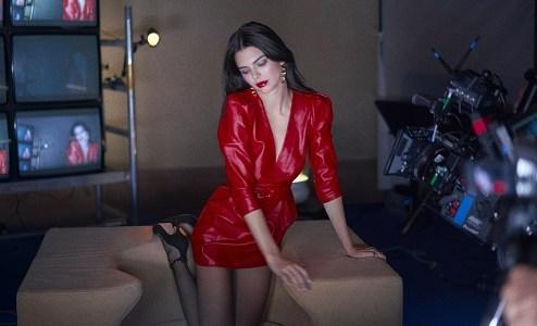 Kendall Jenner este noua imagine Reserved!