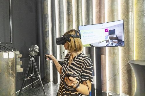 PIATRAONLINE lanseaza primul tur audio si VR pentru vizitatorii showroom-ului
