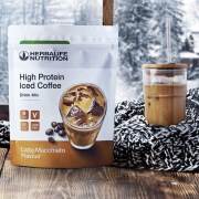 """Herbalife Nutrition a lansat noul produs """"High Protein Iced Coffee"""""""