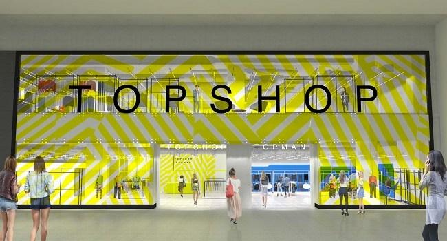 Cel mai mare magazin TOPSHOP TOPMAN din Sud-Estul Europei se deschide pe 14 noiembrie, la Băneasa Shopping City