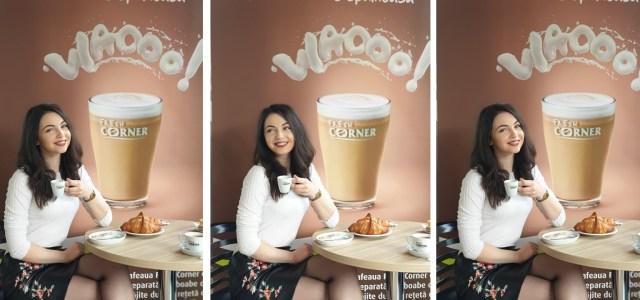 Interviu la cafea – Brindusa Birsan: Cea mai buna cafea am savurat-o la Satan's!