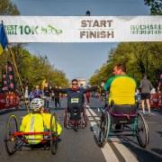 Constantina Diță și Bucharest International 10K susțin Comitetul Național Paralimpic