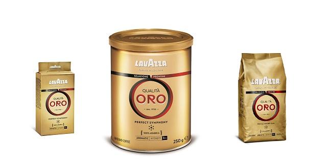 Lavazza relansează Qualità Oro