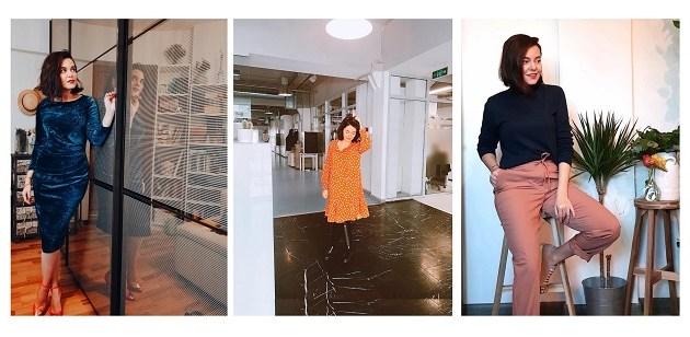 Fashion Trends: 5 tinute ideale de primavara cu piese made in Ro, de la Sense!