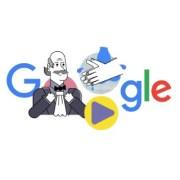Google doodle: Doctorul Ignaz Semmelweis si spalatul pe maini