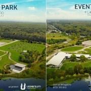 UNIVERSUM lansează Event Park Snagov, 6ha de spațiu verde pentru evenimente drive-in