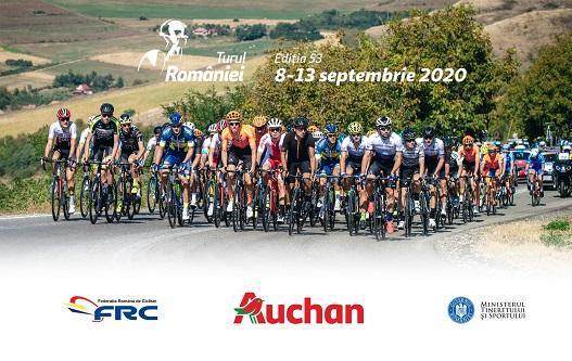 Turul Romaniei la Ciclism va avea loc in perioada 8-13 septembrie 2020