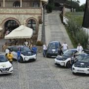 Număr record de echipaje în competița dedicată mașinilor electrice la Transylvania Classic